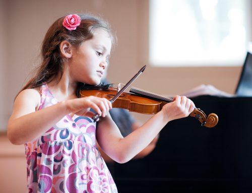 Wyjazd do Szkoły Muzycznej